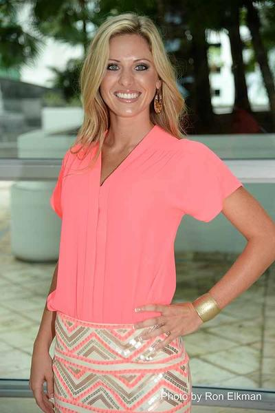 Pictures: Miss Florida USA 2014 - Ariel Wimpy -- Miss Tri-County USA