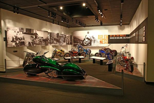 The custom creations of bike builder Arlen Ness will be feted at a Petersen Automotive Museum birthday bash and exhibit