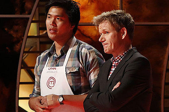 Lynn, eliminated this week on MasterChef