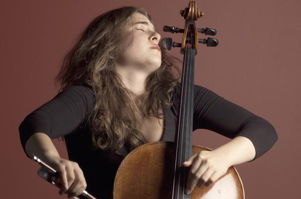Alicia Weilerstein will return for the Bach Festival Society's 2013-14 season.