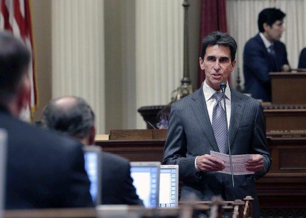 State Sen. Mark Leno spearheaded efforts in the Legislature to provide new consumer safeguards for debt collection.