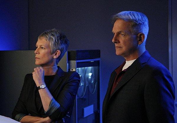 "Fans are hoping ""NCIS"" won't bring back Jamie Lee Curtis (here with series lead Mark Harmon) following the exit of Cote de Pablo."