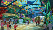 Photos: Chimelong's Ocean Kingdom theme park in China