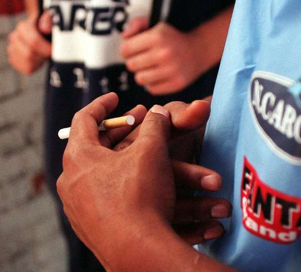U.S. government researchers have released new statistics on teenage smoking, as well as other new data on the health of America's children.