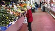 Eating fruits and vegetables tied to longer life