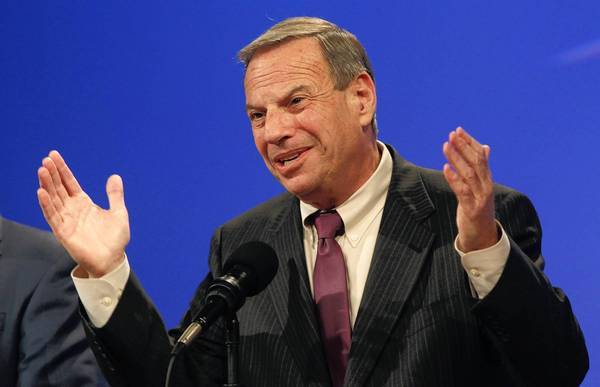 San Diego Mayor Bob Filner, shown during a candidates debate in 2012, apologized for his treatment of women and vowed to change his behavior.
