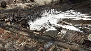 Canada rail crash stirs debate over Keystone XL pipeline delay