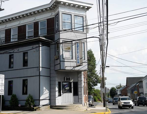 The former Tattletales North (now The Fox) club in Bath was the focal point of a Northampton County criminal trial in which an Allentown man was accused of stiffing the club for $7,400.