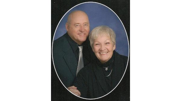 Mr. and Mrs. Don Regmund, 2013