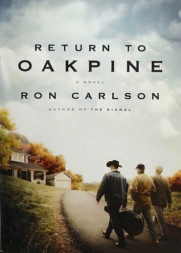 """Return to Oakpine,"" by Ron Carlson."