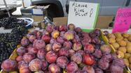 Farmers Markets: Picking the best plums and Pluots
