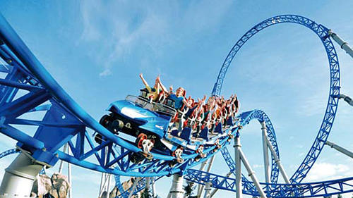 The Sochi Adventure Park next to the 2014 Winter Olympics village will feature a 3,500-foot-long Mack launch coaster with a loop, inline twist and horseshoe roll similar to Blue Fire at Europa Park in Germany.