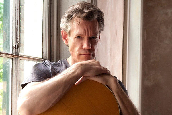 Randy Travis, seen here in an earlier photograph, has been released from a hospital in Plano, Texas.