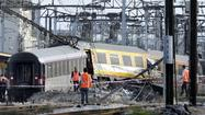 Train derails in France; at least six dead