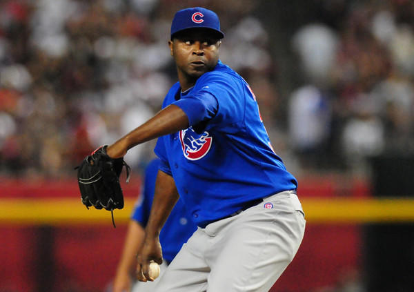 Jairo Asencio has pitched in the big leagues for the Braves, Indians and Cubs.