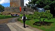 Sotomayor Castle in Spain