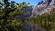 Far from the maddening crowds in June Lake Loop