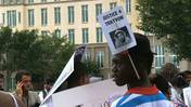 Protesters await George Zimmerman verdict