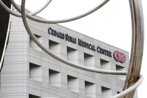 "Cedars-Sinai Medical Center officials said in a statement that 14 patient records were ""inappropriately accessed."""