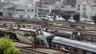 French train derailment traced to broken steel clip