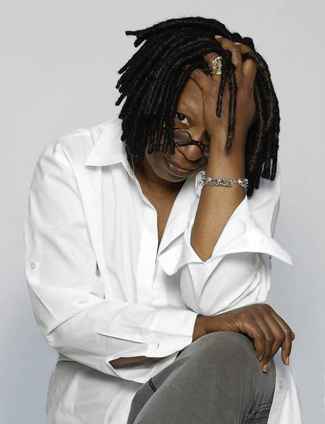 Comedian Whoopi Goldberg performs Jan. 25 at the Ferguson Center for the Arts