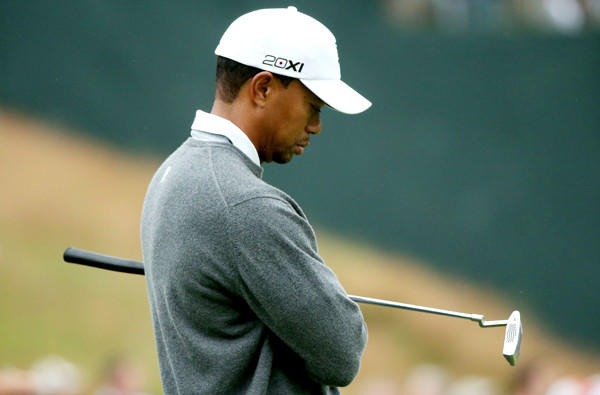 Although he's struggled to win major tournaments the last five years, Tiger Woods has still won 26% of the events he's entered in his 17-plus-year career.