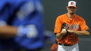 Jason Hammel struggles again as Orioles fall, 7-3, to Blue Jays