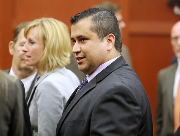 Zimmerman juror: Half the jury initially thought he was guilty