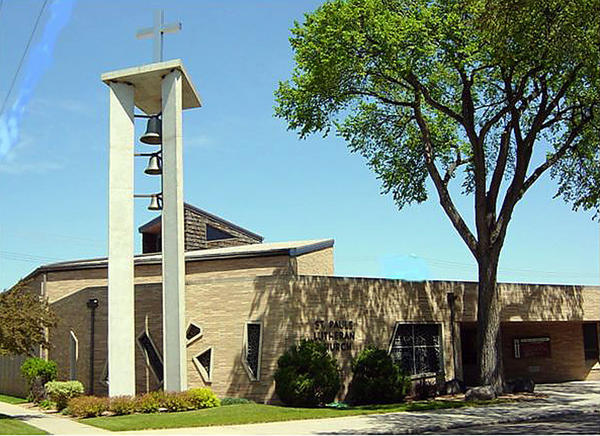 Members of St. Paul's Lutheran Church will celebrate the church's 125th anniversary July 21.