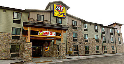 My Place Hotels, based in Aberdeen, has locations outside of South Dakota as well, including its facility in Bozeman, Mont.