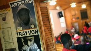 Obama calls for reflection on violence to 'honor' Trayvon Martin