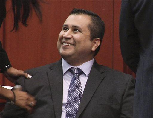 George Zimmerman wants gun back