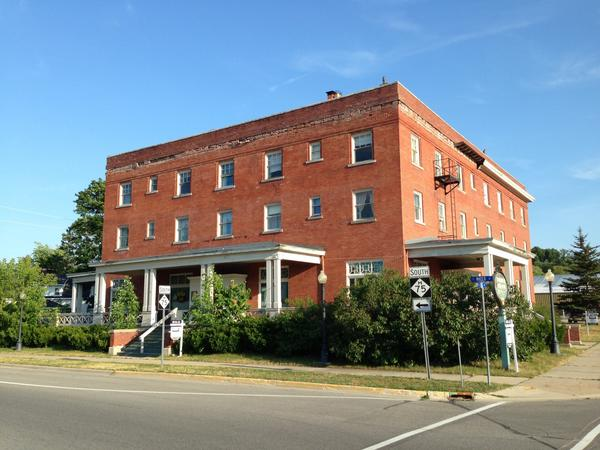 The Of Historic Dilworth Hotel To Bob Grove A Boyne City Resident And
