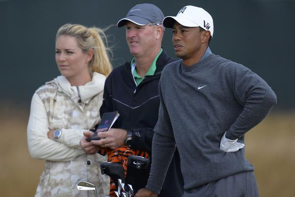 tiger woods paired with mcdowell  oosthuizen at british