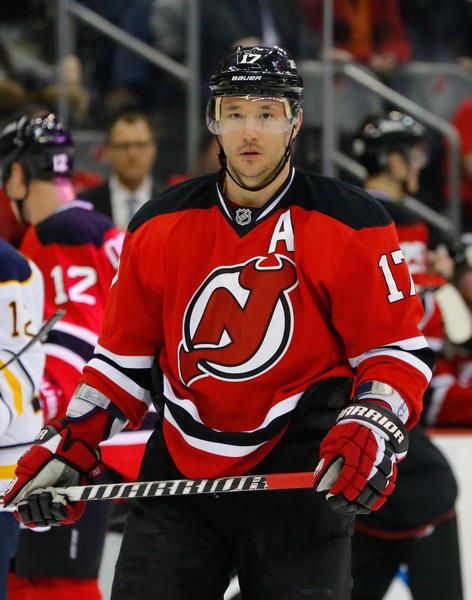 Former New Jersey Devils right wing Ilya Kovalchuk.