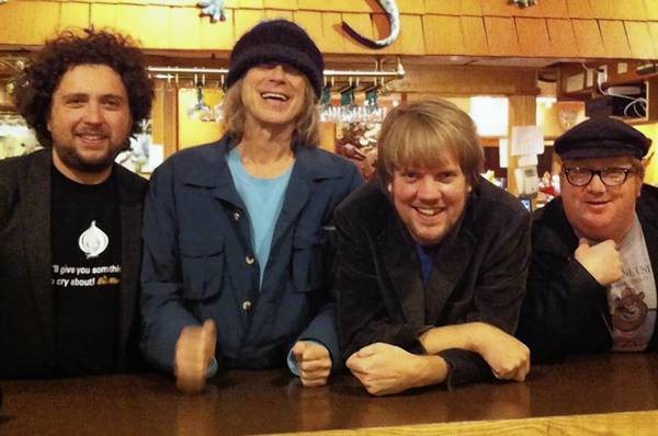 NRBQ plays Friday and Saturday at Bridge Street Live.
