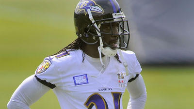 Lardarius Webb ahead of schedule, has made significant progress…