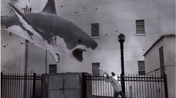 "Syfy's ""Sharknado"": heavily tweeted"