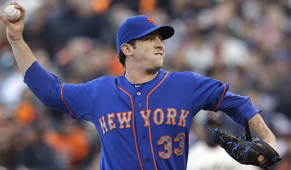 Matt Harvey of the Mets will be the starting pitcher for the National League in Tuesday's All-Star game.