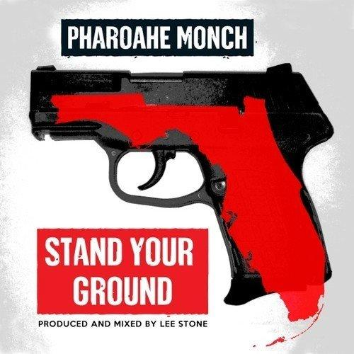 "The cover of rapper Pharoahe Monche's incendiary new protest song, ""Stand Your Ground."""