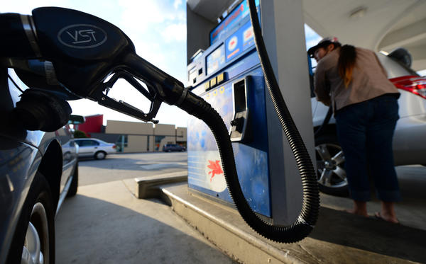 Gasoline prices climb