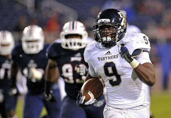 Kedrick Rhodes has been dismissed from the FIU football program.