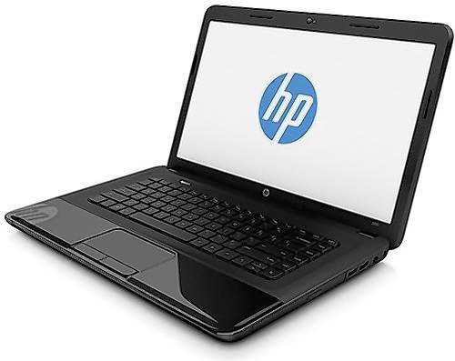 An HP 2000 notebook similar to what some Lake County homeless students will receive thanks to a grant.