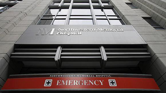 Northwestern Memorial Hospital was one of 18 U.S. hospitals to make the honor roll in U.S. News & World Report's annual ranking of medical centers.