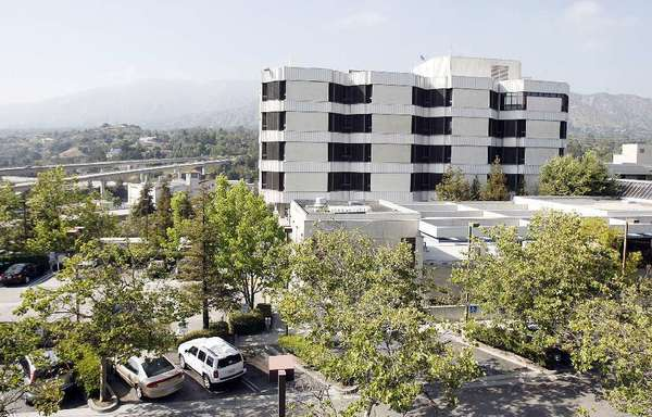 Verdugo Hills Hospital in Glendale on Monday, June 4, 2012.