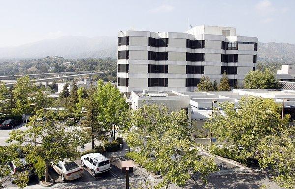 Verdugo Hills Hospital in Glendale.