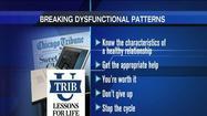 TribU: Breaking dysfunctional patterns