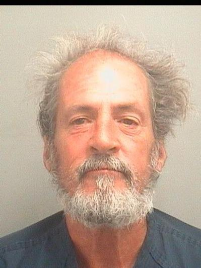 Scott Cassidy, 60, is charged with indecent exposure.