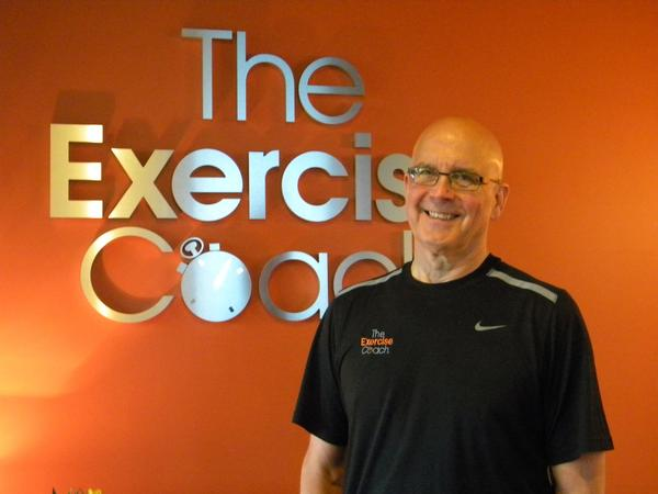 Libertyville resident Woody Bedell opened The Exercise Coach in Bannockburn while he battled cancer.