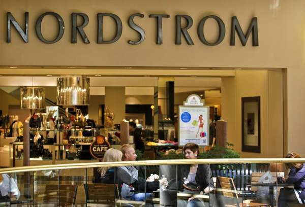 "A Pasadena man has sued Nordstrom after his daughter slipped in 2006 while trying on boots he said were ""too large."""
